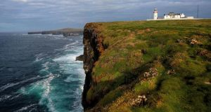 "The Wild Atlantic Way, Ireland's first long-distance touring route, won the ""Best Tourist Attraction"" at the third annual 'InBusiness' Editor's Choice Awards in Dublin. Pictured is the Loop Head Lighthouse in County Clare. Photograph:  Valerie O'Sullivan"