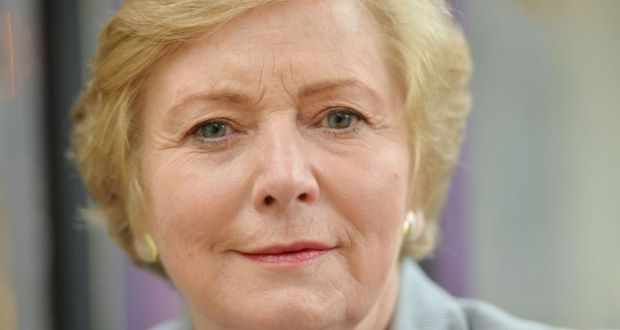 Minister for Justice Frances Fitzgerald published a Bill providing free medical care for survivors of Magdalene laundries. Photograph: Alan Betson