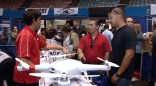 Privacy a hot topic at first ever drone Expo
