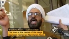 Man Haron Monis, an Iranian refugee known for sending hate letters to the families of Australian soldiers killed overseas is the armed man holding an unknown number of hostages in a Sydney cafe, a police source said. Video: Reuters