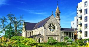 The chapel at Mount St Anne's, Milltown, for which an overseas businessman has paid €3.4 million
