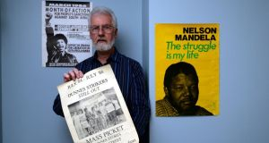 "Brendan Archbold regarded the Dunnes Stores strike against apartheid as ""the finest example of trade union solidarity ever"". Photograph: Alan Betson/The Irish Times"