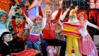 1,357,400 – the average audience for The Late Late Toy Show in November.  Photograph: Alan Betson