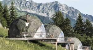 Try your hand at glamping in the Swiss Alps with White Pod Switzerland