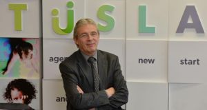 Gordon Jeyes, chief executive of Tusla, the Child and Family Agency. Photograph: Alan Betson