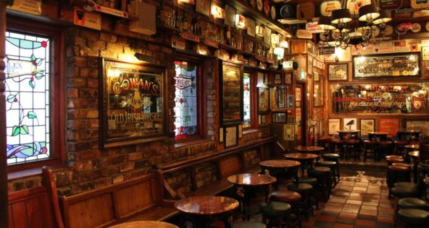 Inside the four best whiskey bars in Ireland