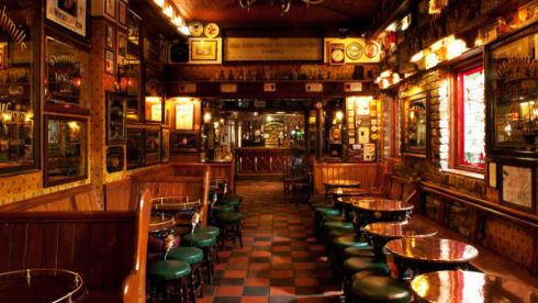 Inside the four best whiskey bars in ireland for Food bar belfast