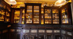 The Palace Bar, Dublin: Best whiskey bar in Leinster
