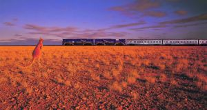 Ten great train journeys