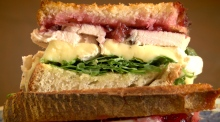 Lilly Higgins 'Give Me Five': The ultimate turkey sandwich