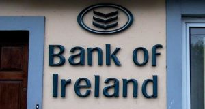 Bank of Ireland climbed 2.21 per cent to 32.4 cents. Volumes were decent, with 292 million shares changing hands