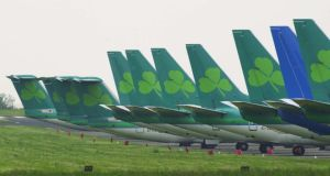 Aer Lingus has Heathrow slots that could appeal to Willie Walsh-led IAG Photograph: Frank Miller/The Irish Times