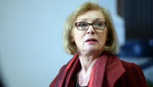 Minister for Education Jan O'Sullivan said   a total of 196 major school projects would be on site next year. Photograph: Eric Luke/The Irish Times
