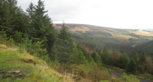 Go Walk: Arderin, Slieve Bloom Mountains, Co Laois
