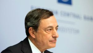 "Mario Draghi, president of the European Central Bank. Describing their conversation as ""a preliminary discussion"", Taoiseach Enda  Kenny said he would come back to Mr Draghi on the banking inquiry issue ""in due course"". Photograph: Martin Leissl/Bloomberg"