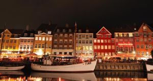 Copenhagen, Denmark. The country is number one on Forbes list.