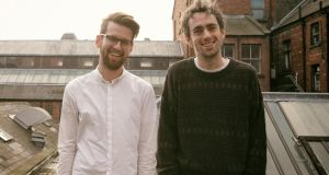 Dan Finnegan and Jack Rainey: launch Paper Trail Records, a label and music management company
