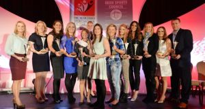 Taylor sets an exceptional standard as Sportswoman of the Year