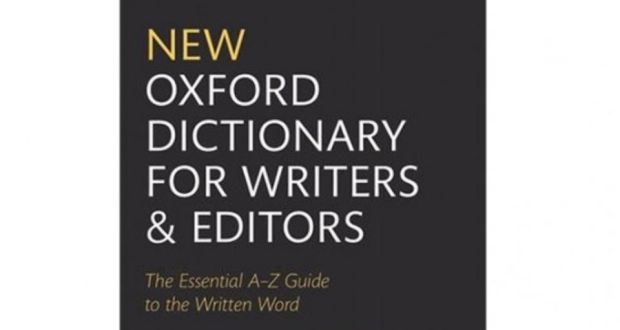 Why I Love: The Oxford English Dictionary for Writers and