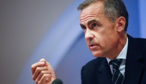 A drop below   an inflation rate 1 per cent would force Bank of England governor Mark Carney to write an explanatory letter to the UK government.
