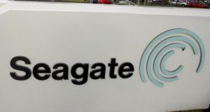 Seagate's spending put it in 126th place out of the top 2,500 companies in the world in the annual survey by the European Commission. Photograph: Paul Faith/PA Wire