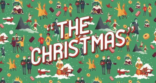 Irish Christmas.Frank Mcnally S Irish Christmas
