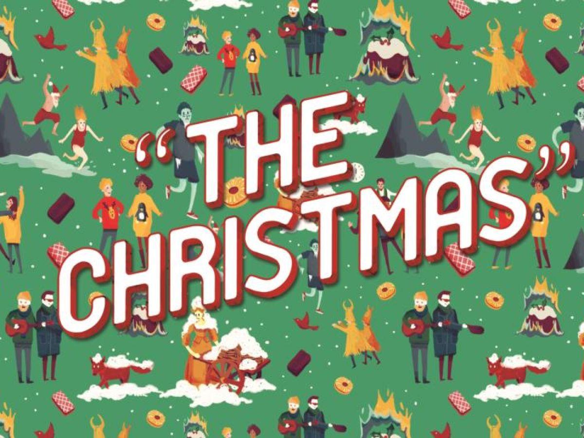 Frank McNally\'s Irish Christmas