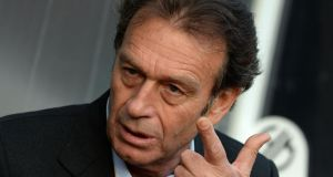 The Football League has agreed to put Leeds owner Massimo Cellino's ban on hold until after his appeal has been heard. Photograph: Tony Marshall/PA Wire