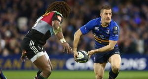 Leinster outhalf  Jimmy Gopperth: could be on his way to Wasps.  Photo:  Michael Steele/Getty Images