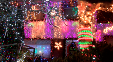 Wired to the moon: Dublin's brightest Christmas houses