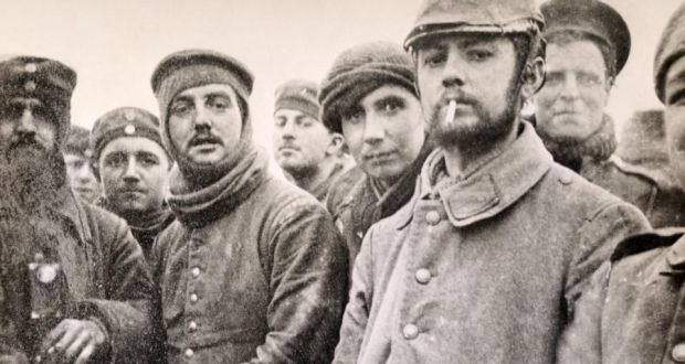 Christmas Truce Of 1914.Mary Mcaleese The Christmas Truce