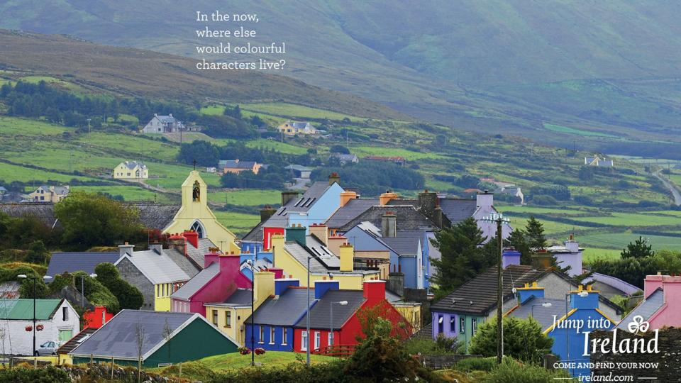 Tourism Ireland announces €1 million ad campaign for 2015