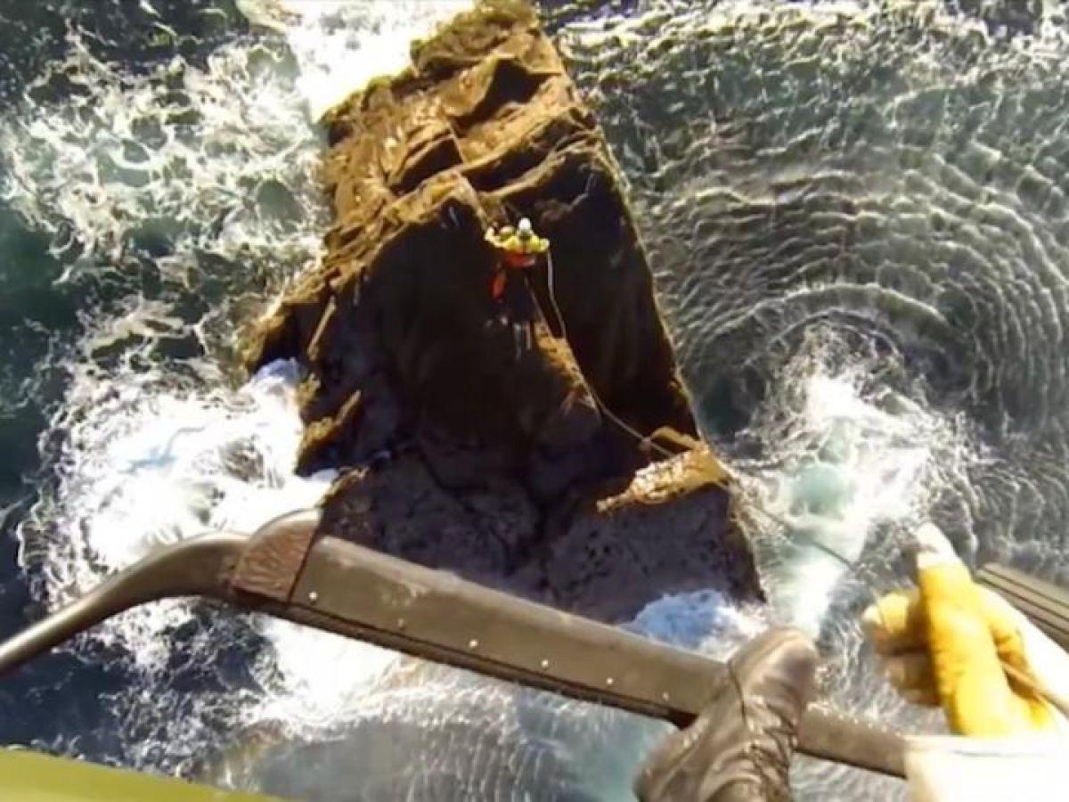 Operation Baseline: exhilarating mission to map Irish seas