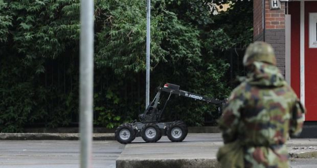 Bomb disposal unit received fewer call-outs in 2014