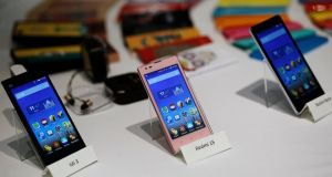 Xiaomi has used a viral marketing campaign to sell its high-spec, low-cost smartphones. Photograph: Reuters