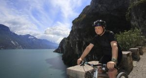 Cycling Lake Garda in Italy