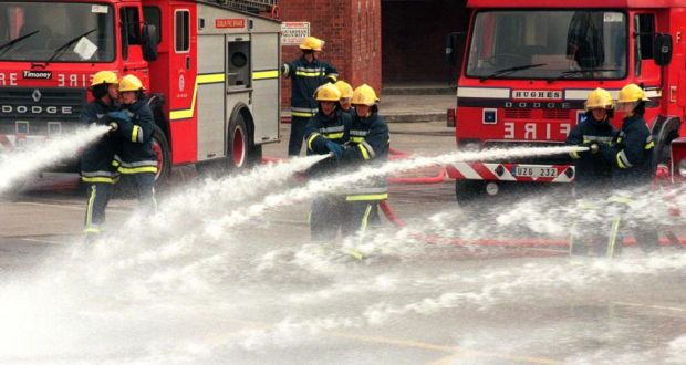 More than €500,000 owed by households to Dublin Fire Brigade