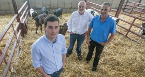 The Madigan family won an award for Compassion in World Farming for their Kilkenny rosé veal