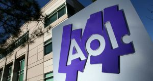 Verizon is understood to be interested in AOL's programmatic advertising technology -- the automated buying and selling of ads online --as well as internet properties including The Huffington Post. (Photograph: Justin Sullivan/Getty Images)