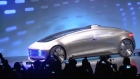 Mercedes-Benz debuts new concept car at the 2015 CES, putting the reality of autonomous driving in the fast lane. Video: Reuters