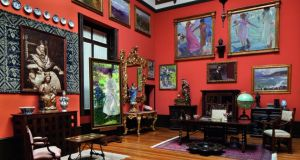The Sorolla Museum in Madrid, once the artist's home. Photograph courtesy of the Sorolla Musuem