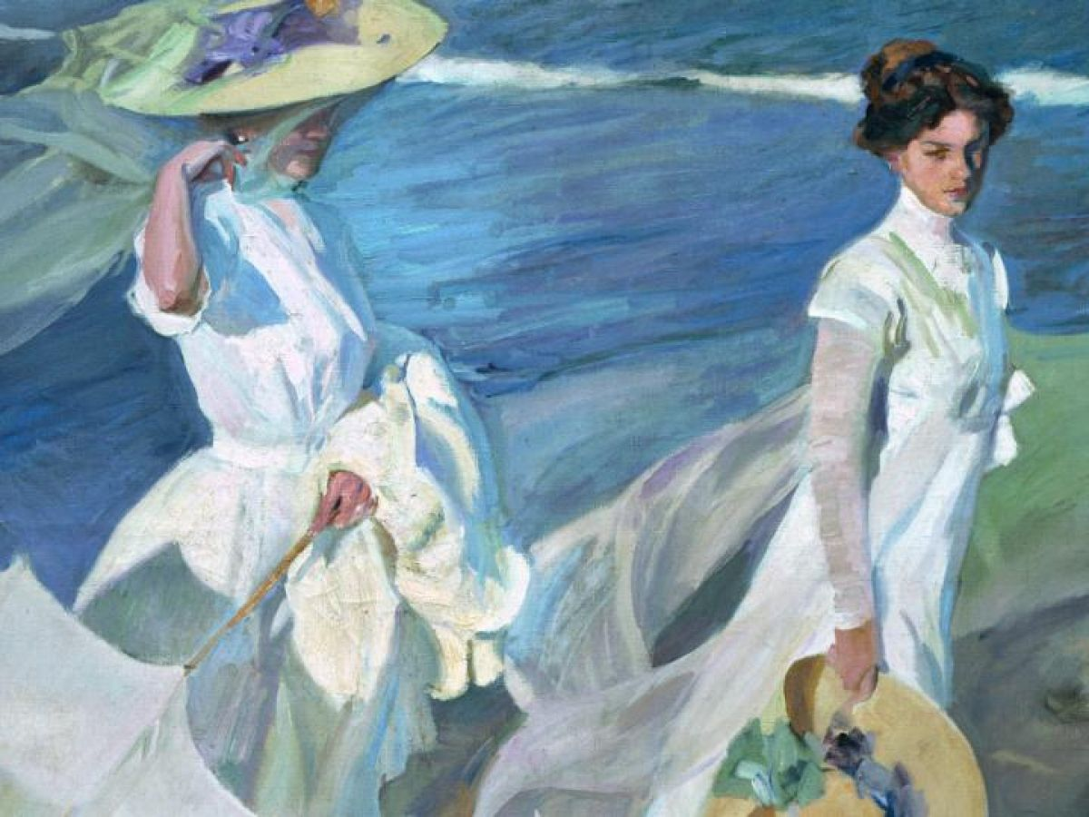 How Joaquín Sorolla Spain S Master Of Light Blazed A Trail To The Us