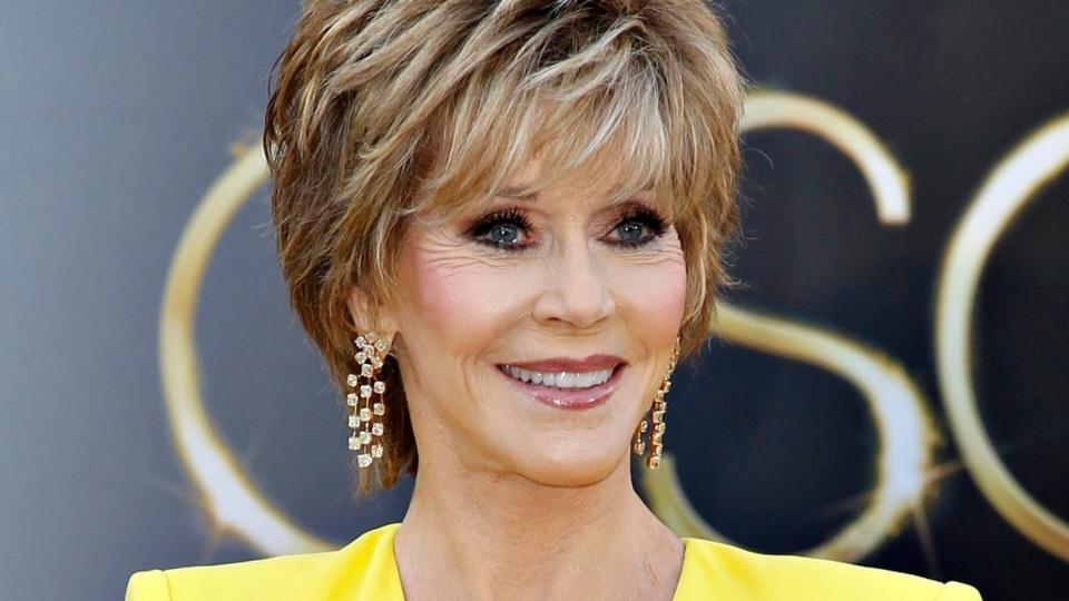 On Beauty How To Age As Well As Jane Fonda