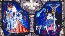 Modern Ireland in 100 Artworks: 1924 – Eve of St Agnes window, by Harry Clarke