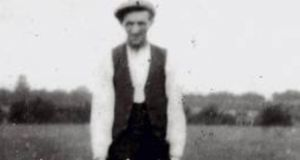 Almost three quarters of a century after being sent to the gallows for a murder he had nothing to do with, Tipperary man Harry Gleeson (above) is to become the first recipient of a posthumous pardon from the State