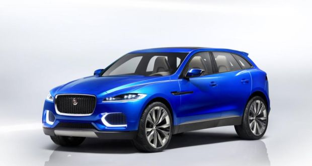 Jaguar Is Set To Launch A New Suv Called The F Pace And