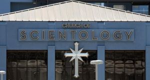 Scientologists Zabrina Collins and Michael O'Donnell have won High Court orders restraining former Scientologists Peter Griffiths and John McGhee from harassing, assaulting or intimidating them. File photograph: Reuters