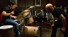 Whiplash review: JK Simmons's jazz drumming drill sergeant deserves acclaim