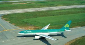 Aer Lingus has 24 valuable slots – take-off and landing rights – at London's Heathrow Airport, worth a possible €400 million
