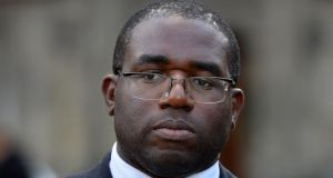 "Labour Party MP David Lammy suggested some of the problems of disconnection within the British Muslim community are economic: ""You don't find many terrorists who have a mortgage and a good job,"" he said. Photograph: Ben Stansall/AFP/Getty Images"